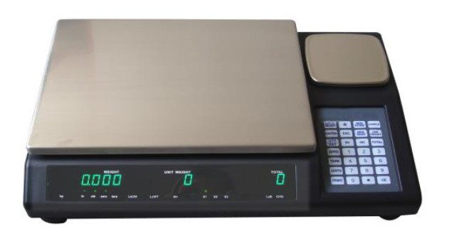 CCS 574 Dual Platform Parts Counting Scale