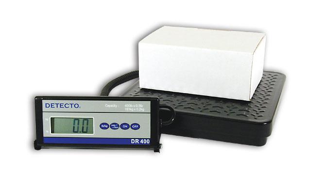 cardinal detecto dr400 digital parcel scale - Detecto Scales