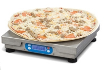 6720U weighs pizza toppings like cheese