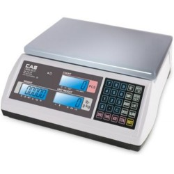 CAS EC-2 dual channel parts counting scale