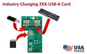 Cardinal-2XX-USB-A