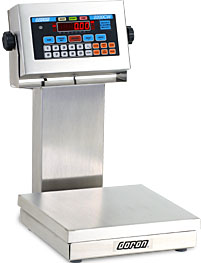 Doran 2200CW stainless steel checkweigher
