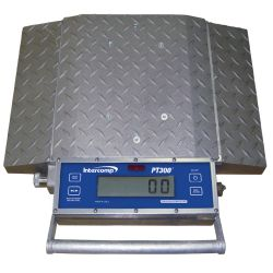 PT300 Portable Wheel Weigher Scale