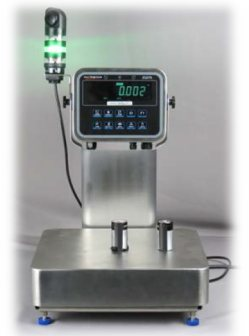 weigh-tronix checkweigh scale light stack