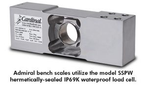washdown safe load cell