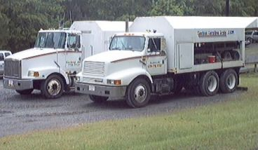 scale calibration test truck