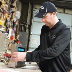 truck scale technician