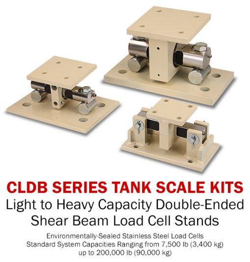 Heavy Capacity Tank Scale Kit