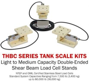THBC Tank Scale Load Cells