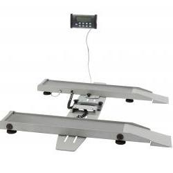 HealthoMeter 2400KL Digital Portable Wheelchair Scale