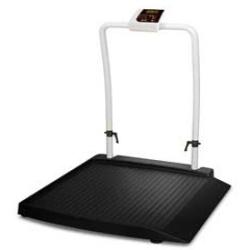 Rice Lake Single Ramp Wheelchair Scale (350-10-2)