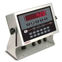Discontinued - Rice Lake 420 Plus HMI Digital Weight Indicator