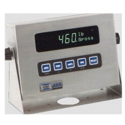 GSE 460 Stainless Steel Programmable Digital Weight Controller