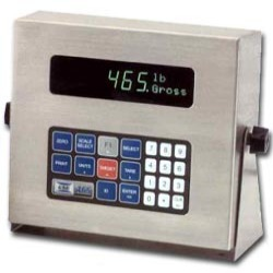 GSE 465 Stainless Steel Digital Weight Controller Full Keypad