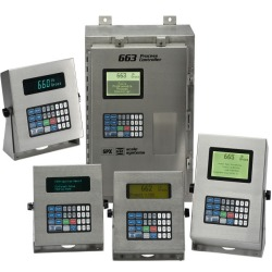 GSE 660 Series Scale Controllers