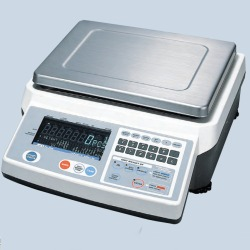 A&D FC-20Ki industrial counting scale