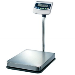 CAS 300 lb BW Series Industrial Bench Scale