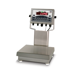 rice lake cw90 electronic checkweigh scale