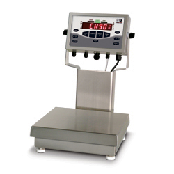rice lake cw90x checkweigher scale