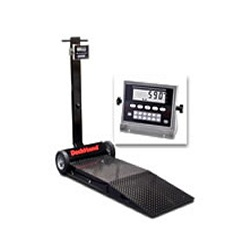 Rice Lake Deckhand Portable Floor Scale