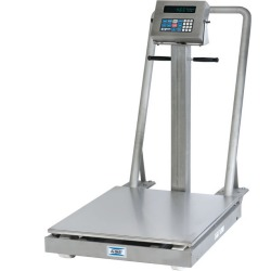 gse porta-tronic-800 portable floor scale