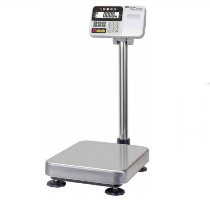 A&D Weighing HV-C/CP & HW-C/CP Series Bench Scales