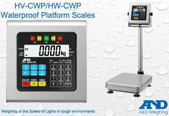 hv-cwp waterproof scale