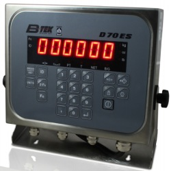 B-Tek D70ES Digital Weight Indicator