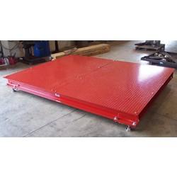 B-Tek Workhorse Large Capacity Floor Scale