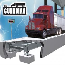 Cardinal Guardian Hydraulic Truck Scale Concrete Pit Type
