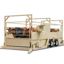 Cardinal Weight Wrangler Mobile Livestock Scales