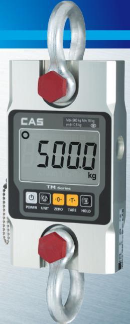 CAS TM Series tension meter dynamometer
