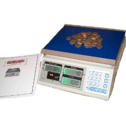 CCS-60 Coin Counting Scale