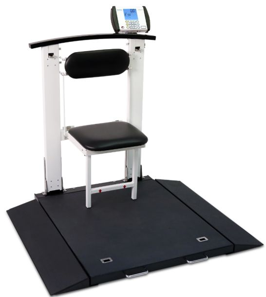 detecto 6570 3-in-1 Portable Chair Scale