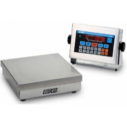 Doran 2200 Stainless Steel Bench Scale