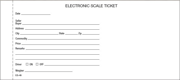 es-49 scale tickets