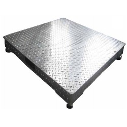 galvanized-floor-scale-weight-platform