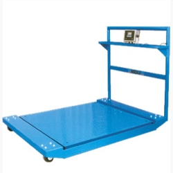 Inscale Floor Scale Carts