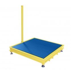 Inscale Portable Scale Sub Frame