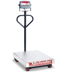 Ohaus Defender 3000 Wheeled Bench Scales