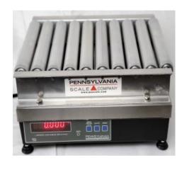 Pennsylvania Scale Conveyor / RollerTop Scales & Stands