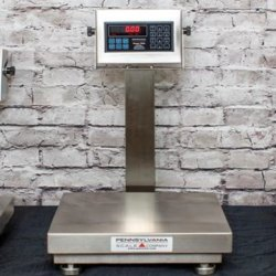 Pennsylvania 6500 Washdown Bench Scales