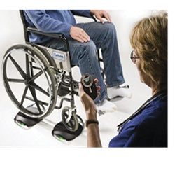 Rice Lake D300 Wireless Wheelchair Scale