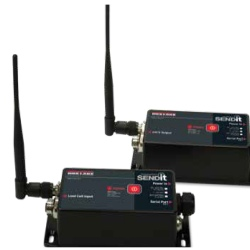 wireless load cell interface for digital scale