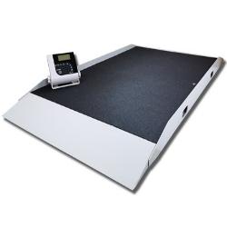 Rice Lake 350-10-8S Digital Stretcher Scale