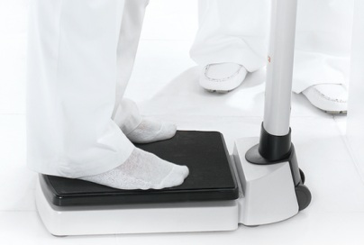 seca 703 medical scale weighing platform