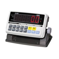 cas corporation ci-200 digital weight indicator for scales