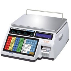 CAS CL5500 NTEP Label Printing Scale