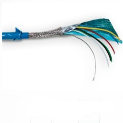 EL147IS Hazardous Environment Blue Jacket Cable