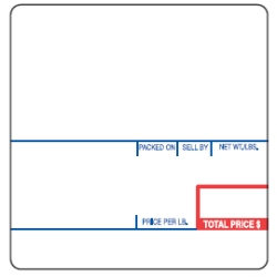 high quality LST-8020 scale labels